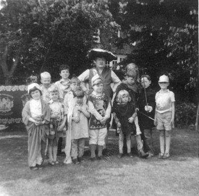 Henry VIII and his court, 1961