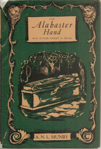 The Alabaster Hand 1949 cover