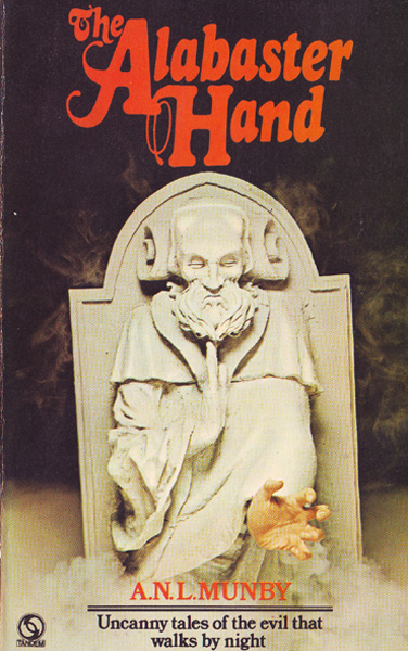 The Alabaster Hand 1974 cover