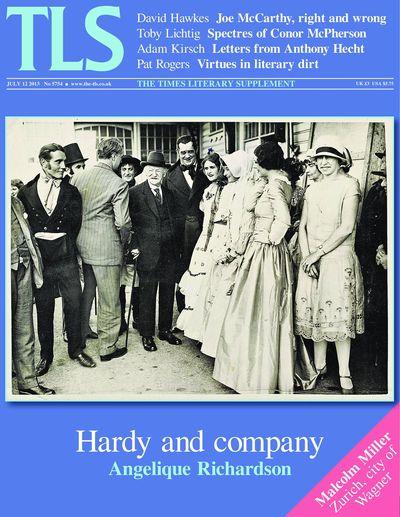 TLS cover, July 12, 2013