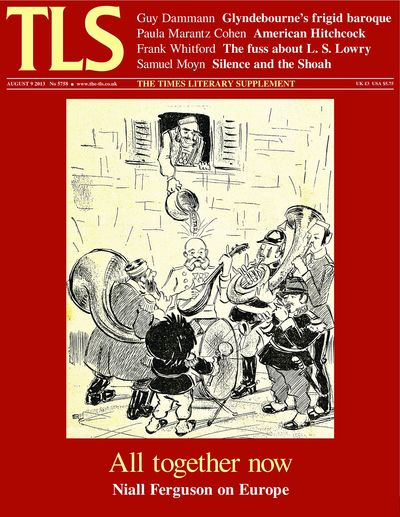 TLS cover, August 9, 2013