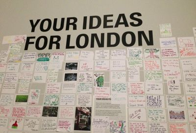 Ideas Wall