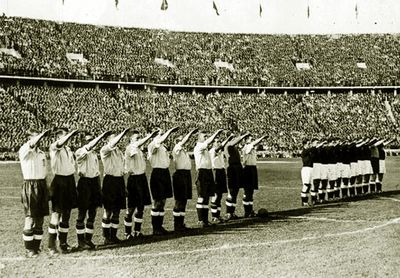 England v Germany 1935