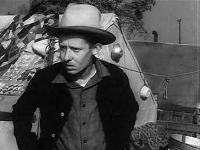 Al Joad, Grapes of Wrath trailer