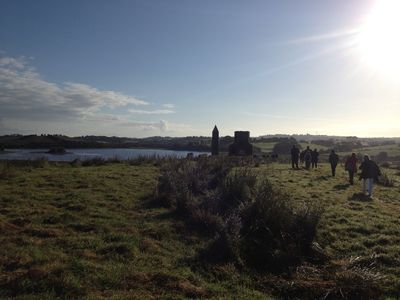 On Devenish Island