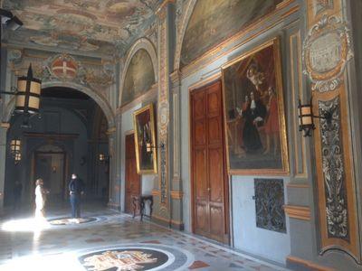 Grand Master's palace