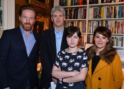 Damian Lewis, Riona Millar, Will Kemp and Helen McCrory