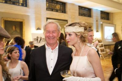 Simon Schama and Suzannah Lipscomb