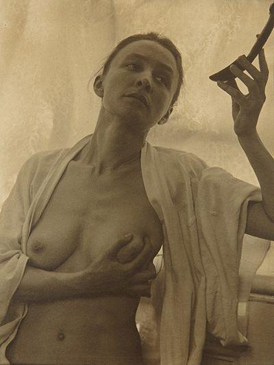 Georgia O'Keeffe by Alfred Stieglitz, 1919
