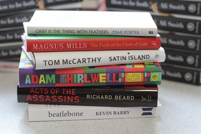 Goldsmiths Prize shortlist 2015