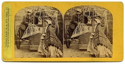 Stereoscope photograph by Michael Burr