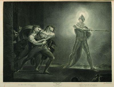 Hamlet Act I, scene IV