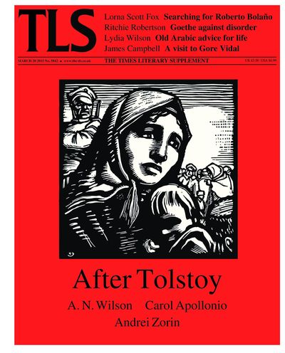 TLS Cover March 20 2015