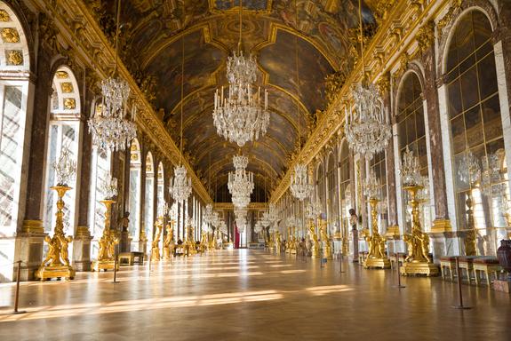 Зеркальный зал Версаля Chartres (Шартр), Франция - путеводитель по городу, достопримечательности