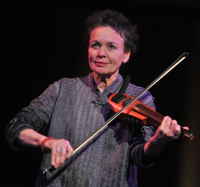 Laurie Anderson, 2010