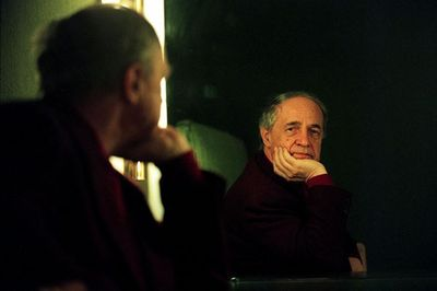 Pierre Boulez, 1997 Photo Mike Powell/Times Newspapers Ltd