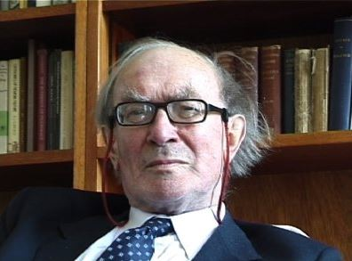 Professor James Campbell, 2009